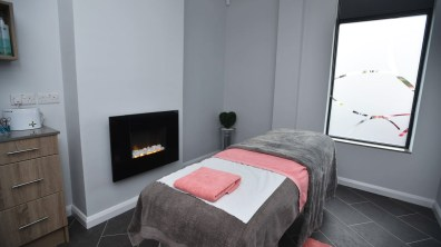 Treatment room. Photo: Steve Smailes for The Lincolnite