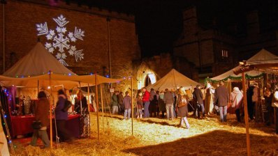 Photo: Medieval Christmas Market