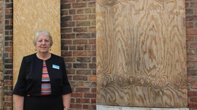 WLDC Councillor Sheila Bibb.