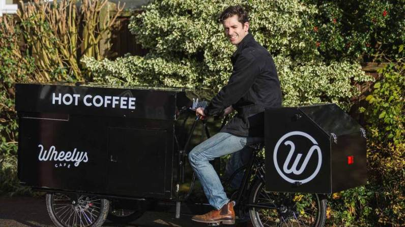 Matthew Deyn will start up the new Wheely's Cafe