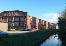 Ruston Works Building, Lincoln. Photo: Richard Humphrey