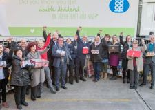 The Nomad Trust have received a number of donations from Lincolnshire Co-op