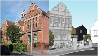 The Grade II listed building will be turned into a medical clinic, photography studio and teaching space