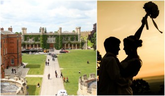 Fancy tying the knot at Lincoln Castle?