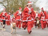 Thousands to take part in Lincoln Santa Fun Run this weekend