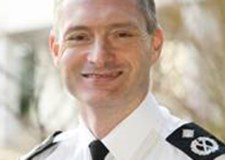 Devon and Cornwall Deputy Chief Constable Bill Skelly has been named as the preferred candidate for Lincolnshire's new police chief.