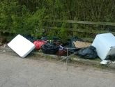 Lincoln woman fined over £1.5k after rubbish dumped outside closed tip