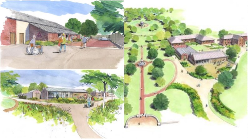 The new-look Boultham Park should be completed by the end of the year