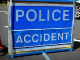 Road closed after A15 crash south of Lincoln