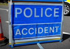 A15 Scampton closed after serious crash
