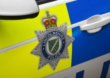 Fiskerton road closed after crash