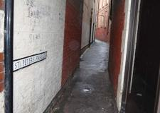 Approval to close off 'intimidating' Lincoln drug alley