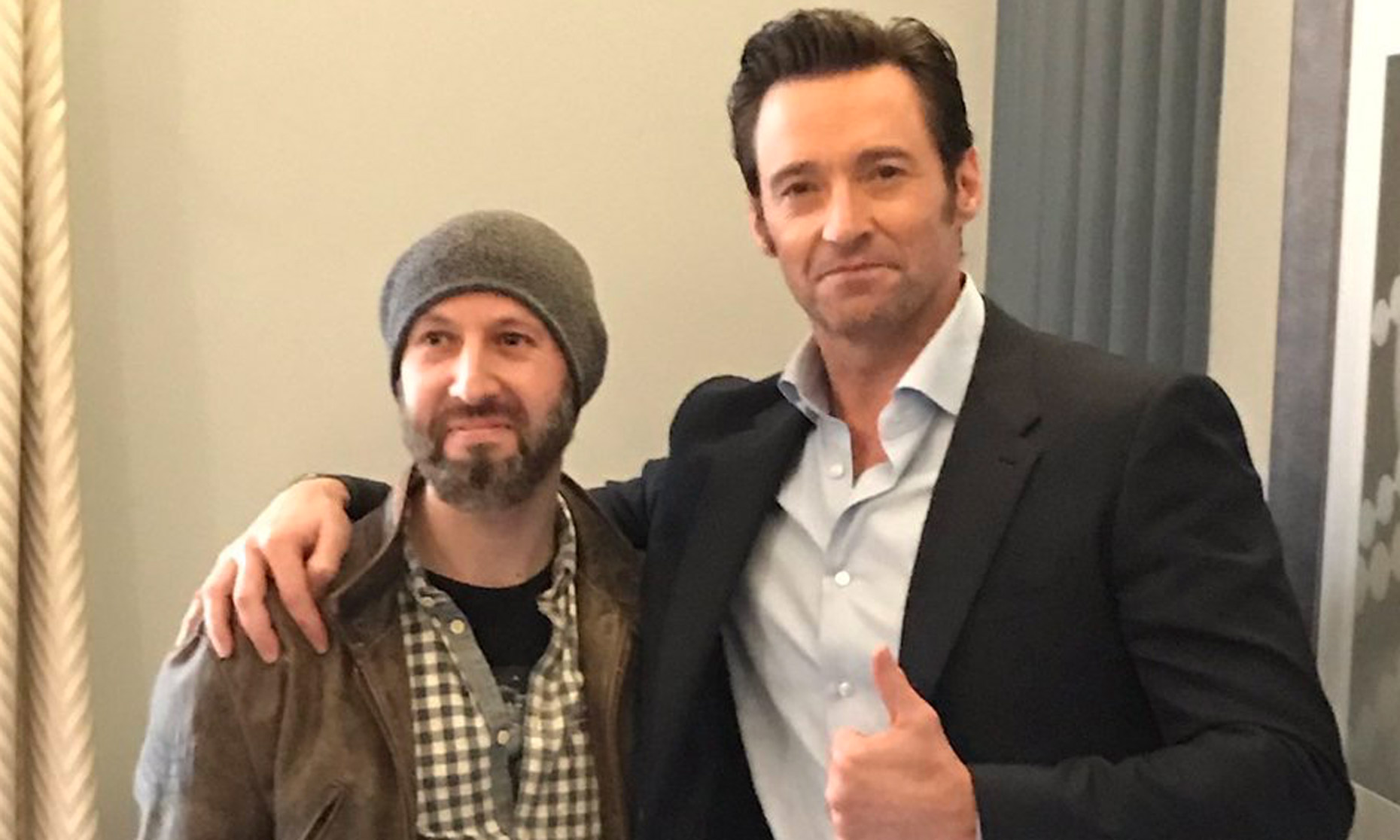 Hugh Jackman Officially Quashes Hopes for a Deadpool-Wolverine Crossover Movie
