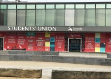 Lincoln SU move 'outdoor' cinema event indoors
