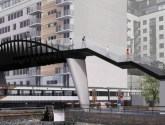 Committee rejects revised plans for Brayford footbridge