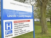 People wait for hours at stretched Lincoln County Hospital A&E