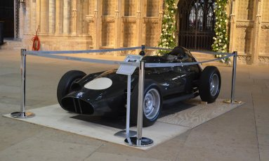 The BRM 1958 Formula 1 Grand Prix Car