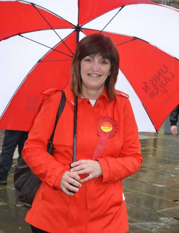 Labour MP candidate for Lincoln Karen Lee. Photo: Emily Norton for The Lincolnite