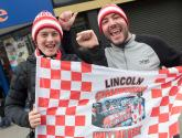 Lincoln leave it late to grab win at Swindon Town