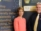 Two Lincoln universities achieve 'Gold' for teaching quality