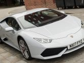 Video: Take a ride in Lincoln's first Lamborghini taxi