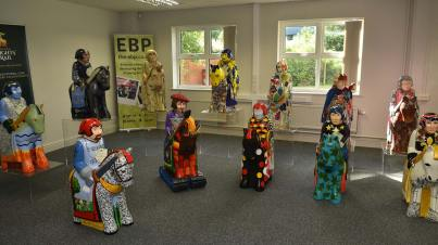 The Education Knights' Trail knights will also be reunited. Photo: Steve Smailes for The Lincolnite