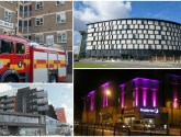 Lincoln hotels, flats and university buildings under review after Grenfell Tower blaze