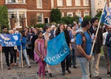 Lincoln Peace Walk to unite people of all faiths over the Bank Holiday