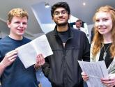 Celebrations across the county as Lincolnshire tops national average for A level results