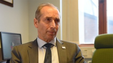 United Lincolnshire Hospitals NHS Trust chief executive Jan Sobieraj