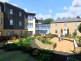 Designs revealed for retirement apartments near Boultham Park