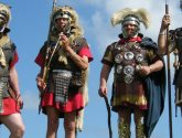 Roman soldiers to invade Lincoln Castle