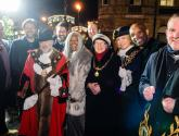 Christmas is coming: Thousands gather for Lincoln festive lights switch-on