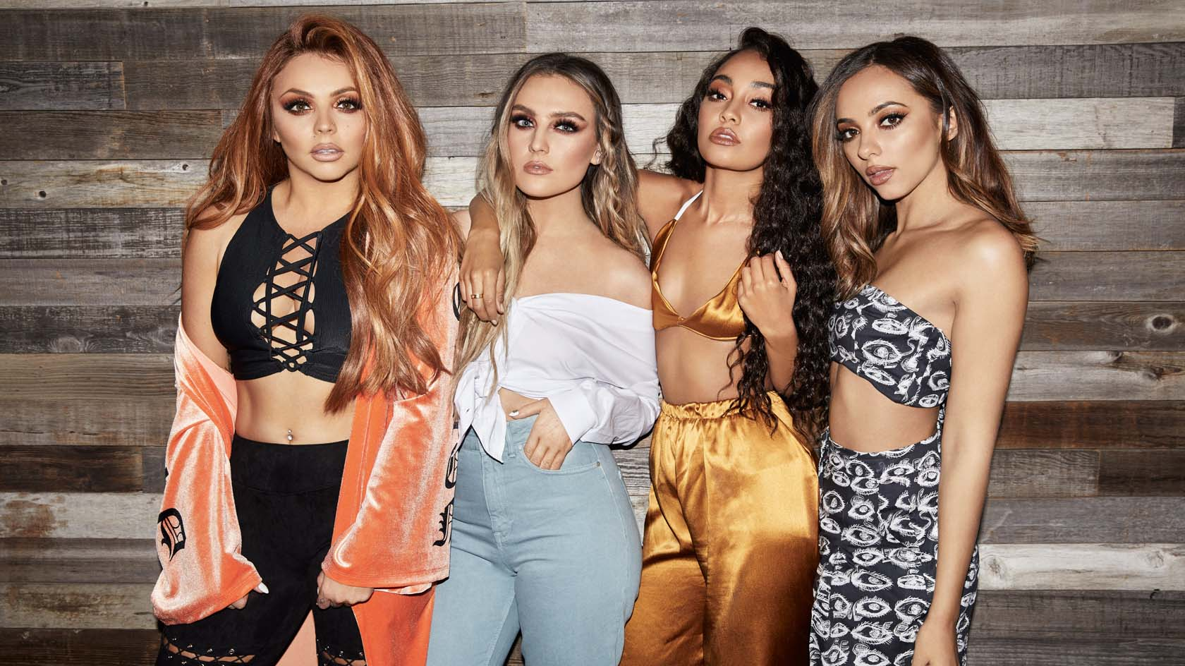 Little Mix Announce Essex Concert