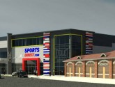 See plans for new Lincoln Sports Direct gym and shopping complex