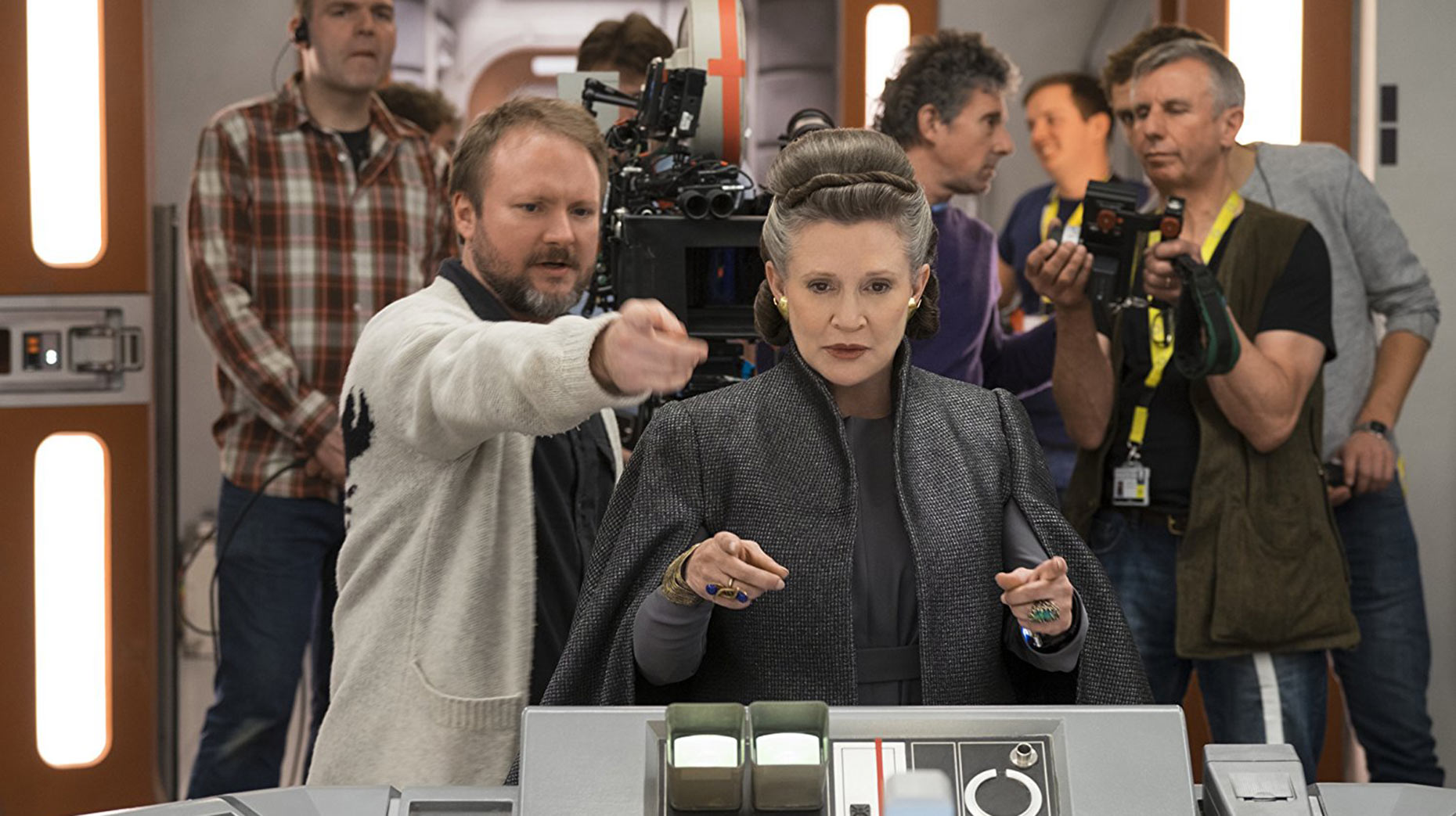 'The Last Jedi': Saying goodbye to Carrie Fisher's Leia