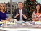 'A snowflake generation': Piers Morgan rants about Lincoln Christmas Market