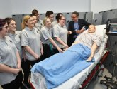 £19m Lincoln nurse training building opened by award-winning journalist