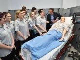 £19m Lincoln nurse training building opened by award-winning journalist