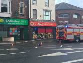 Lincoln High Street shop damaged in overnight fire