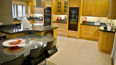 The kitchen at the Scampton Home. Photo: Walter's