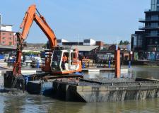 £570k Brayford dredging almost complete
