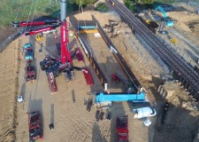 Watch out for Greetwell rail bridge steel delivery
