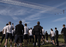 Lift off! Red Arrows set to tour America this year