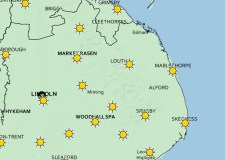 Lincolnshire heatwave could be on the way
