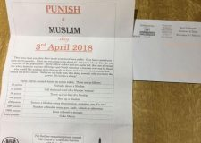 Lincoln man guilty of 'Punish a Muslim Day' letters