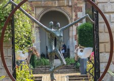 Doddington Hall's sculpture trail returns this month
