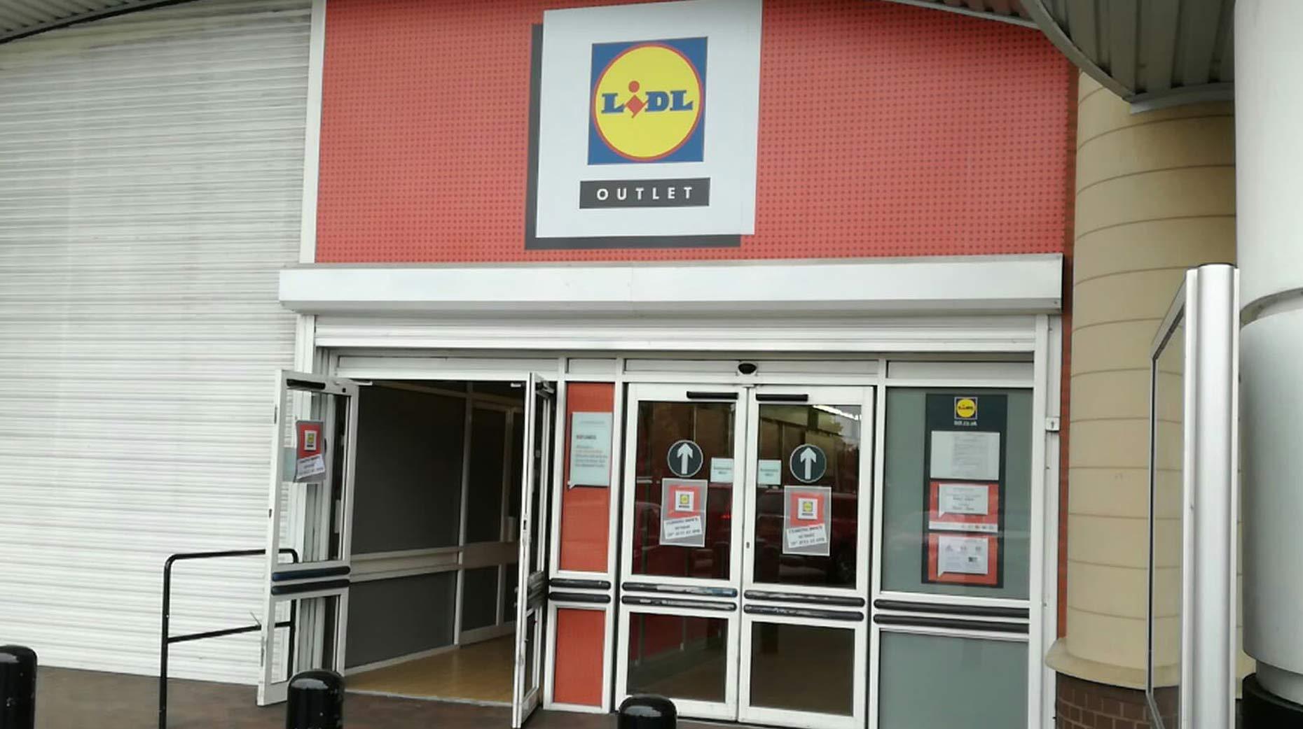 St Marks Lidl Outlet Shutting For Good