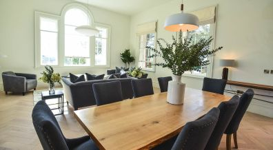 Interior designer Victoria Covell has worked with the developers on the open plan living spaces. Photo: Steve Smailes for The Lincolnite