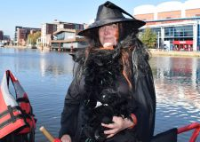 Dare to ride Lincoln's ghost canal